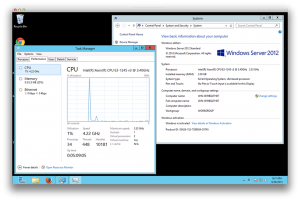 Windows Server 2012 Template Forex VPS